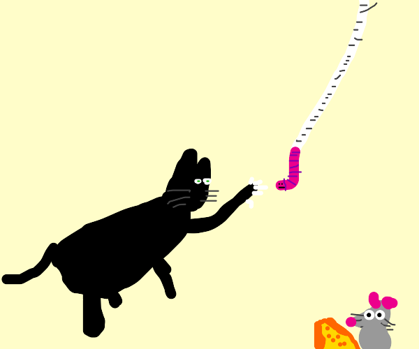 Worm on a string :)