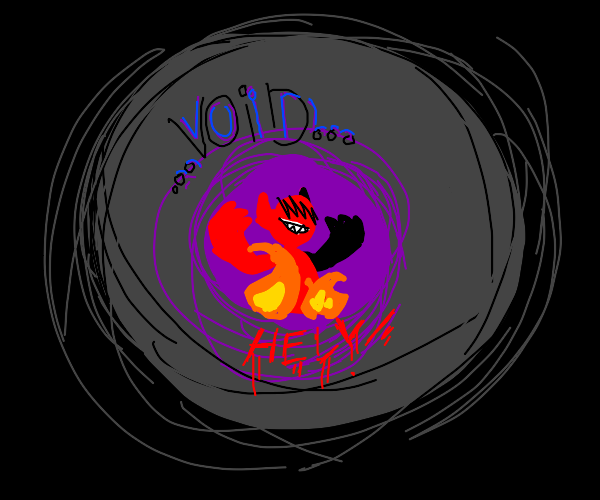hell in the void