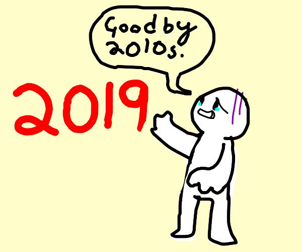 2019 is ending
