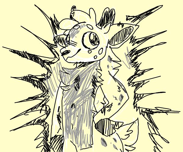 Wolf furry