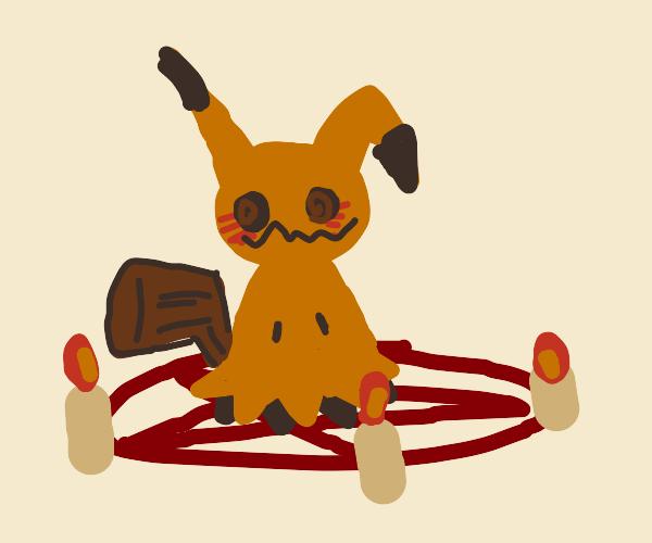 satanic pokemon ritual