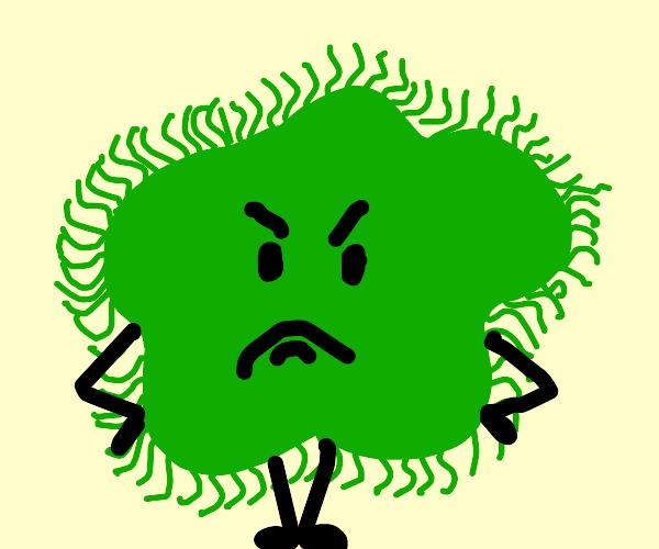 Angry germ