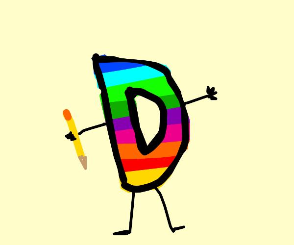 Gay flag :D PRIDE