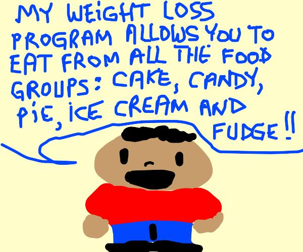 Fat alberts weight loss program