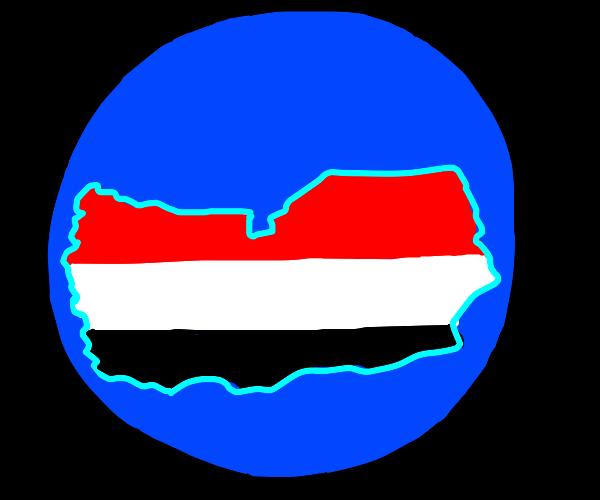 The world is Yemen