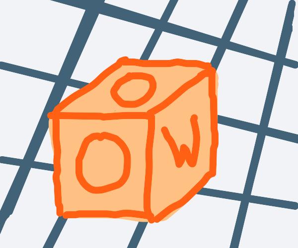 OwO cube