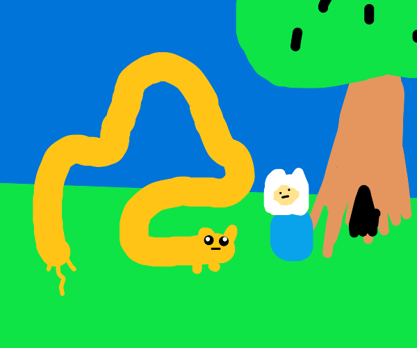Finn and Jake (Adventure Time)