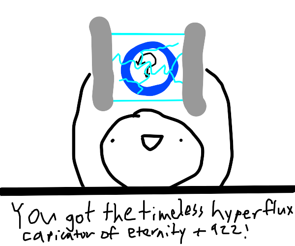 The Eternal Orb of the Timeless Hyperflux