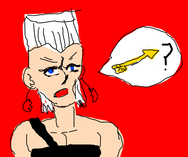 polnareff asks about stand arrow