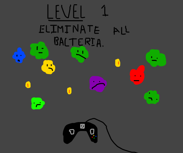 Bacteria: The Game