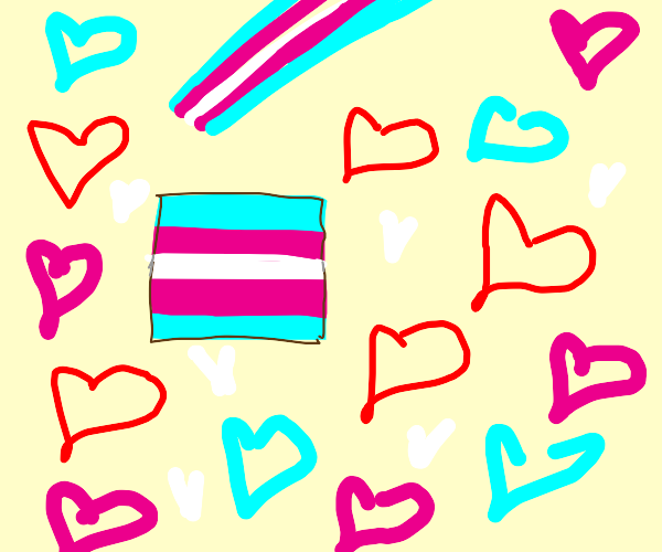 It is ok to be trans