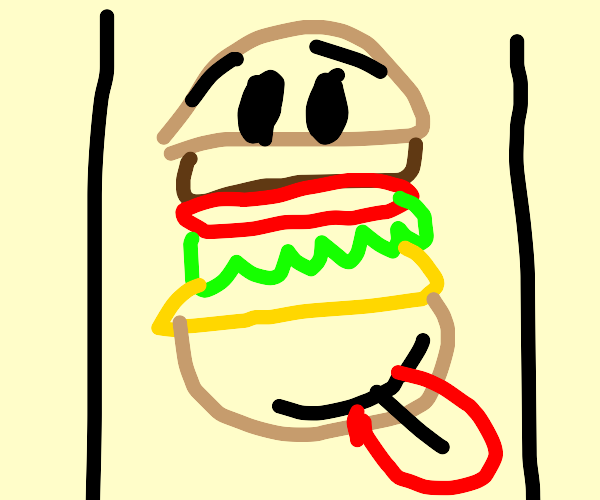 silly burger