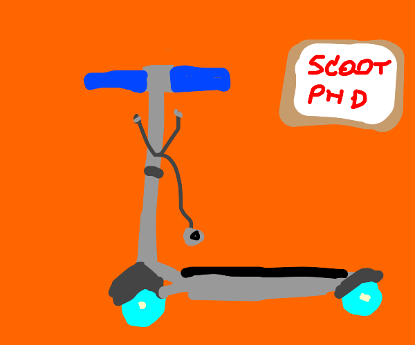 Dr. Scooter
