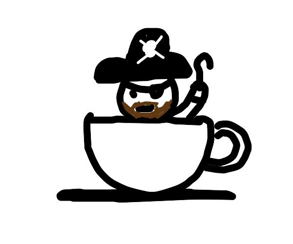Pirate in a Teacup