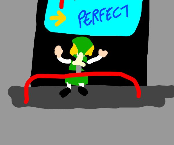 Dance Dance Zelda Revolution