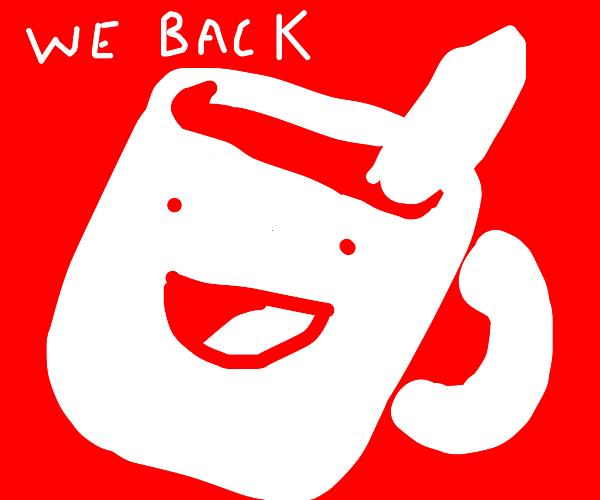Drawfee Returns...