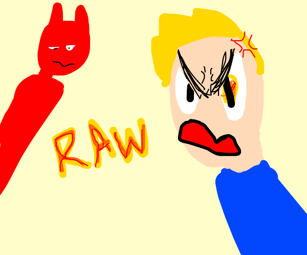 devil serves gordon ramsey raw food