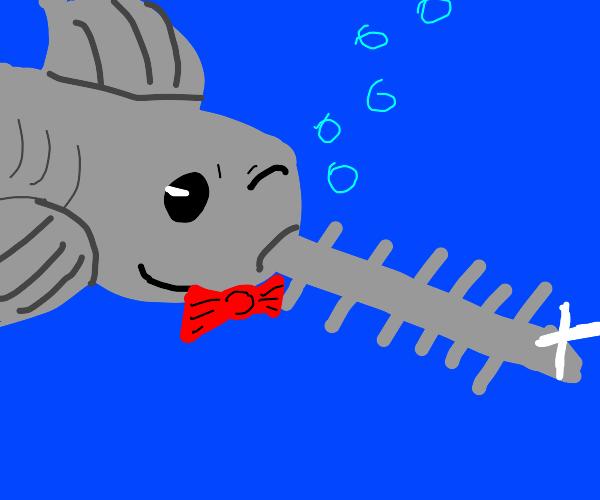Nice Swordfish