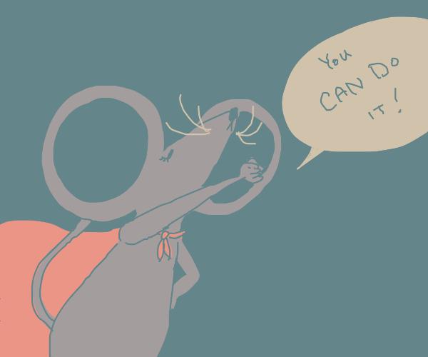 Motivational mouse