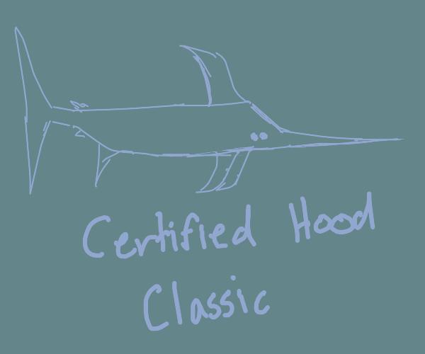 Classic Swordfish