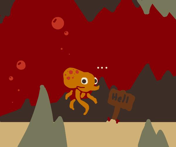 Octopus Hell