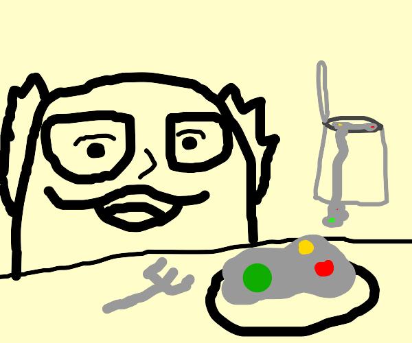 "Danny ""Trashman"" Devito's Food (IEatGARBAGE!)"
