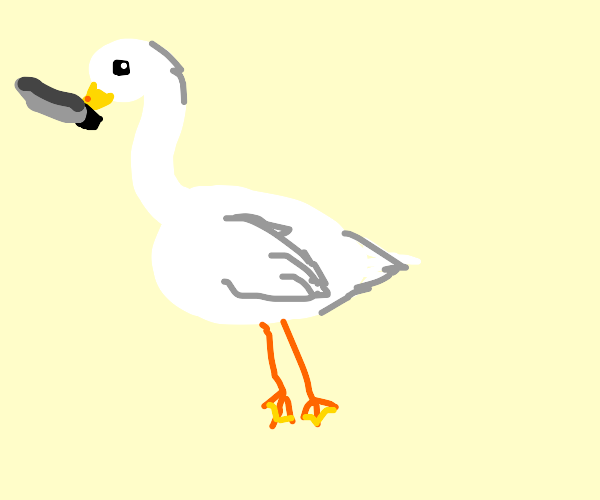 Tactical goose game