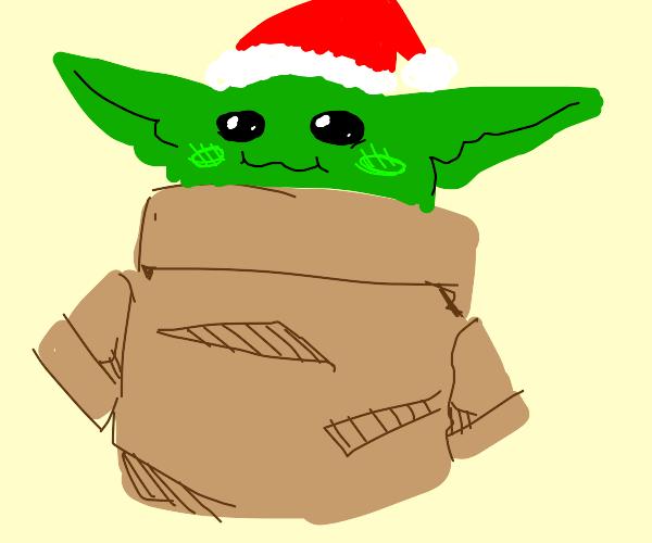 Santa Baby Yodi