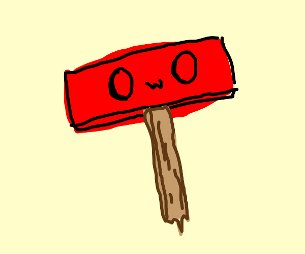Red OwO Sign