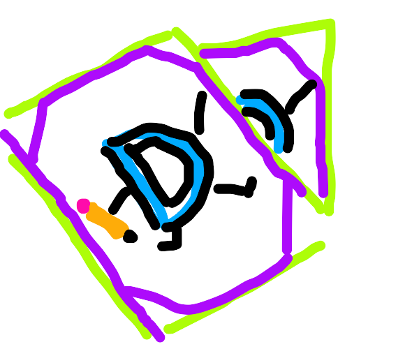 drawception brand playing cards