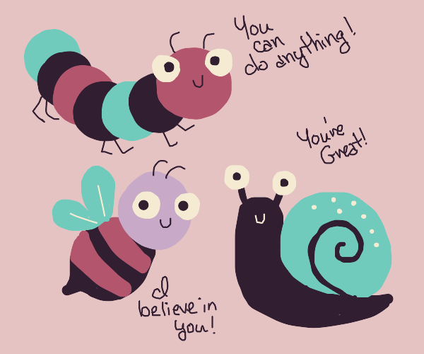 wholesome bugs