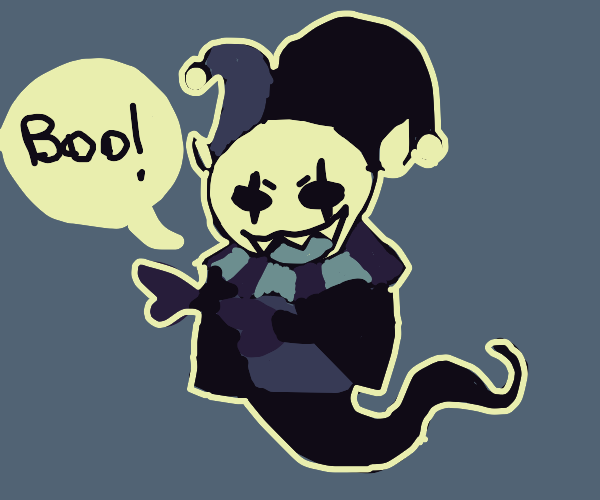 Jester's ghost