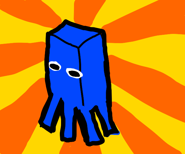Minecraft Squid