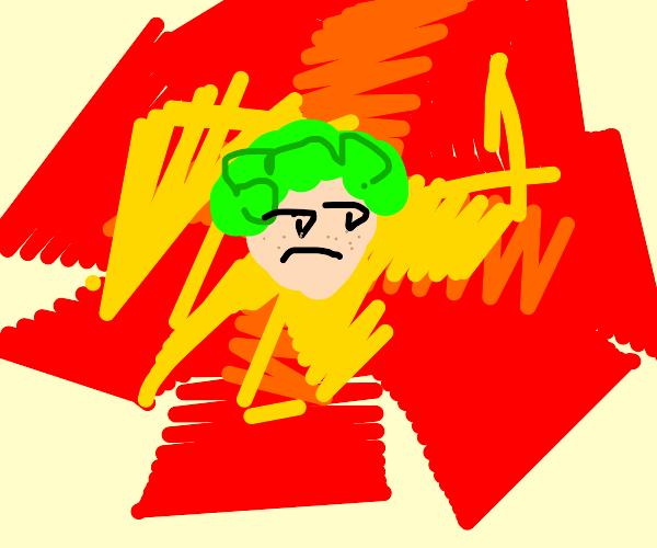 Naruto exploded