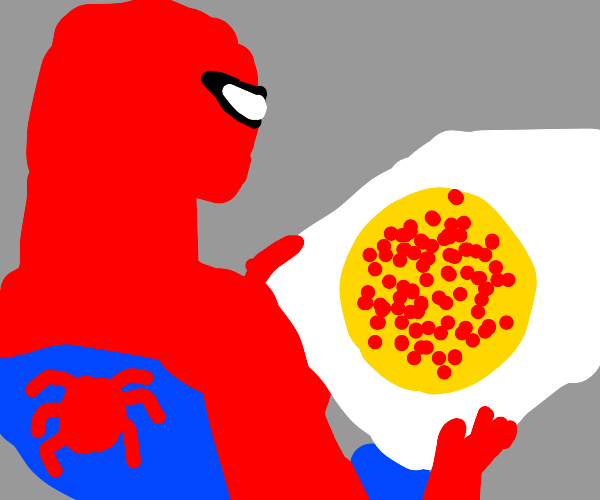 spider man pizza time
