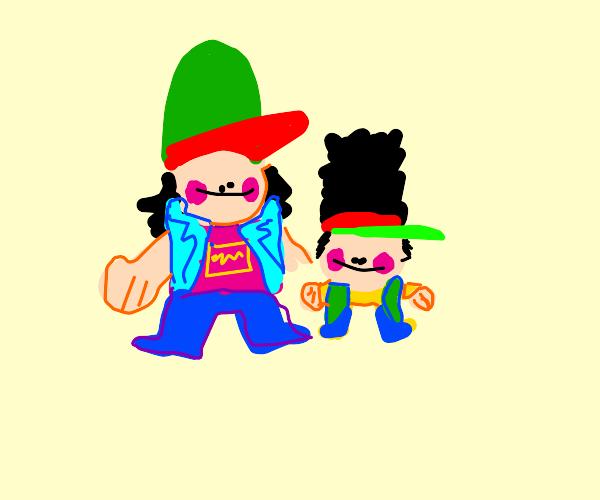 the oingo boingo brothers
