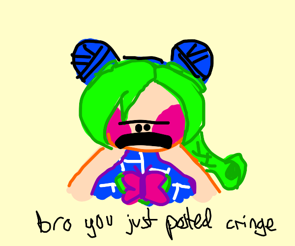 jolyne saw that cringe you posted