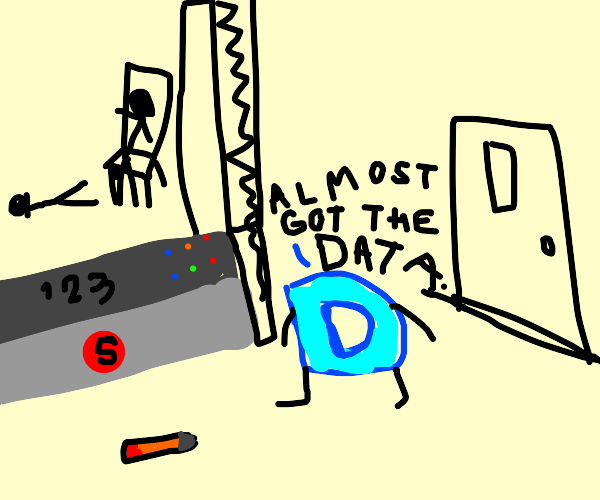 Drawception science experiment