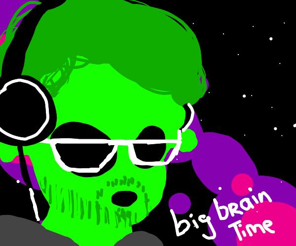 Space big brain time!