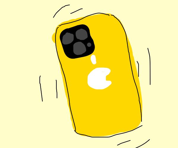 vibrating iphone