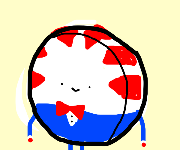 Peppermint Butler from adventure time
