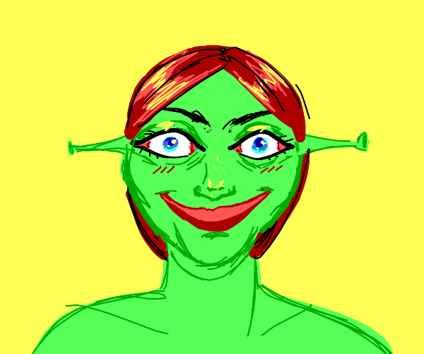 Uncomfortably detailed Fiona