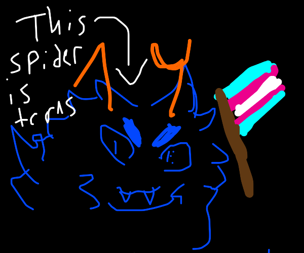 homestuck character supports trans rights