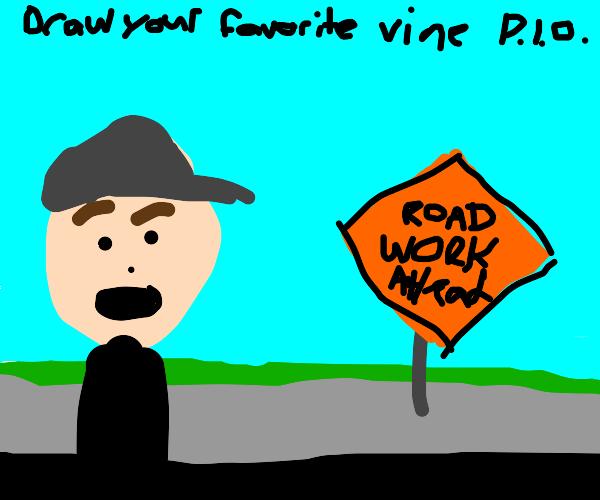 Draw your favorite vine! P.I.O.