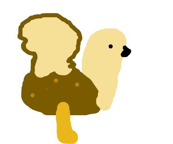 Potato pigeon