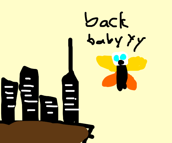 Mothra's Return