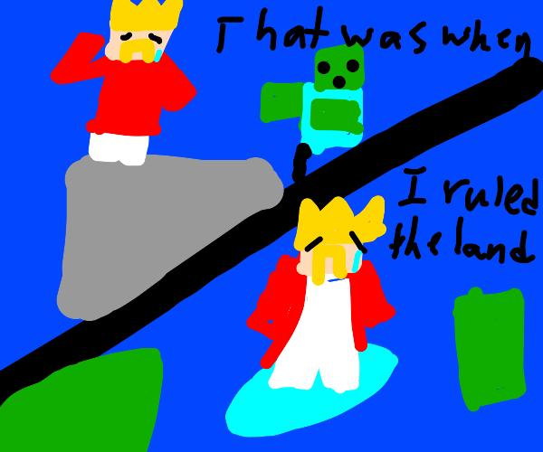 Fallen kingdom