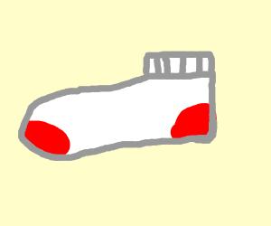 A short sock