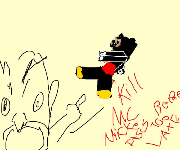 Kill skin Mickey