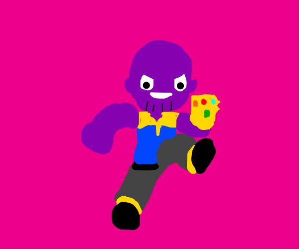 Cute Thanos